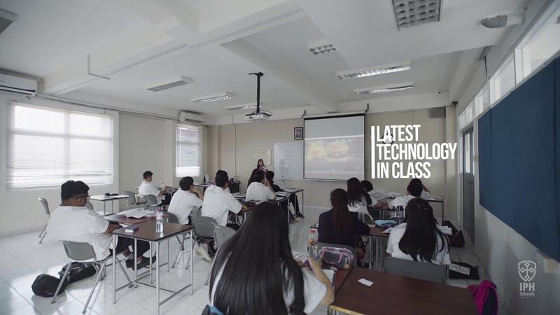 Latest Technology in Class