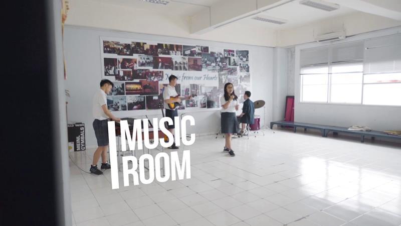 Music Room East